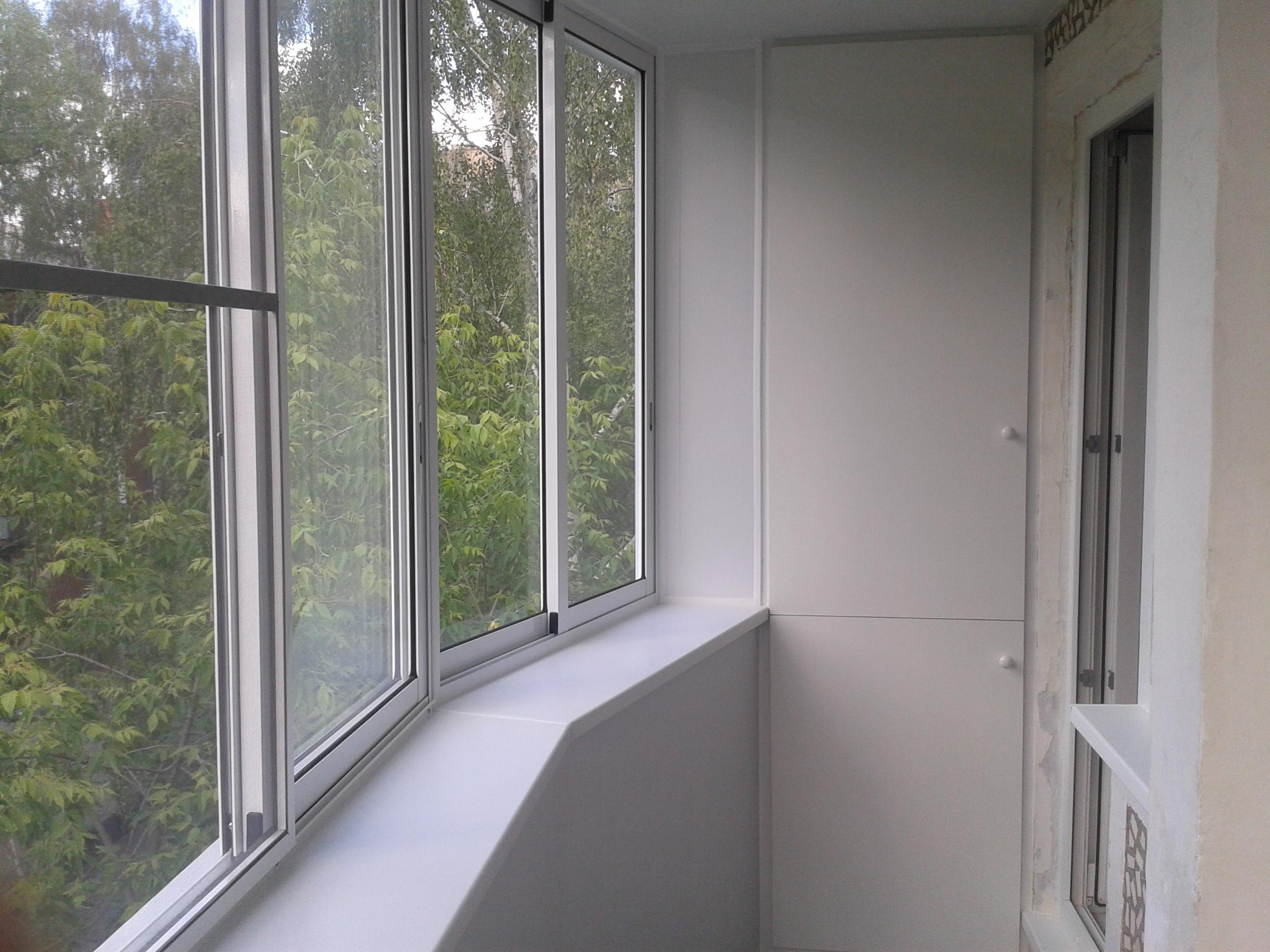"""Галерея работ - """"отличные окна"""" - пластиковые окна пвх, цены."""